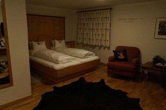 Reselehof: Best room int the front