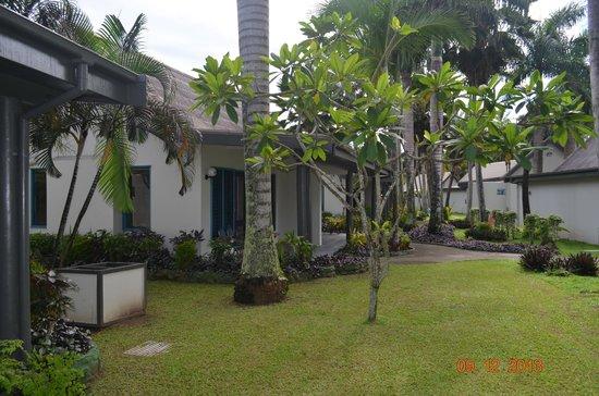 Fiji Hideaway Resort & Spa: Villas