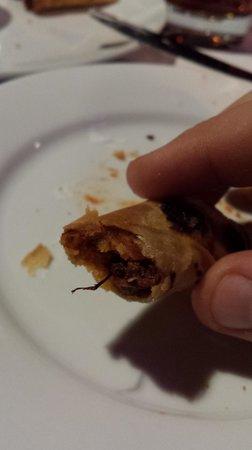 Tu Y Yo: Grasshopper flautas (tacos)