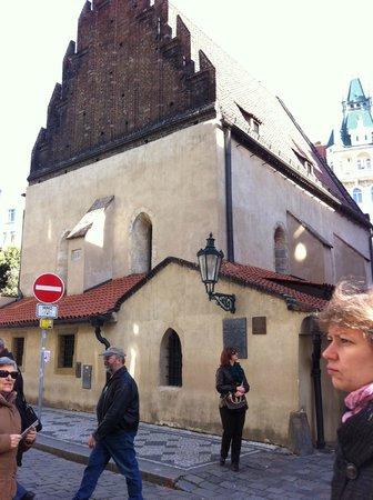 Old-New Synagogue (Staronova synagoga) : Staronova synagoga