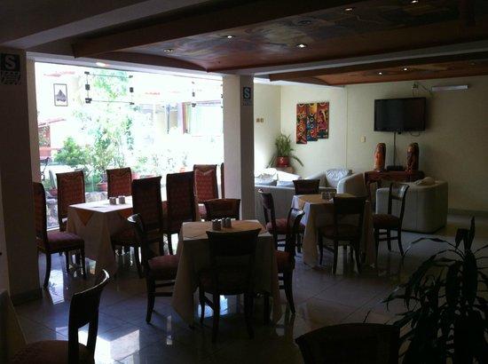Hotel Taypikala Cusco: Restaurante