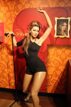 Beyonce Picture Of Madame Tussauds Amsterdam Amsterdam