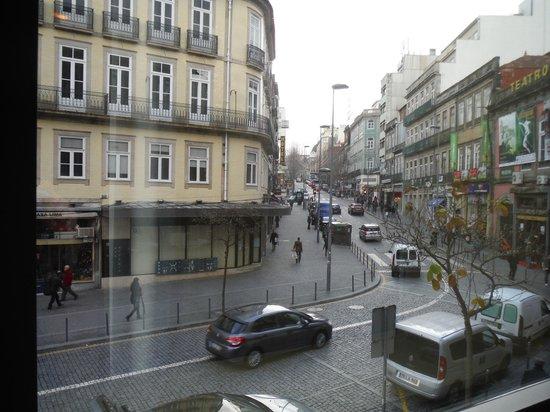 Hotel Teatro Porto : Avenida Sá da Bandeira