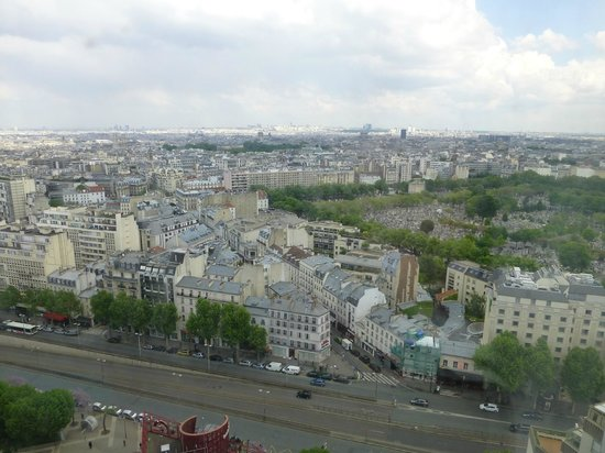 Pullman Paris Montparnasse : The view from the window