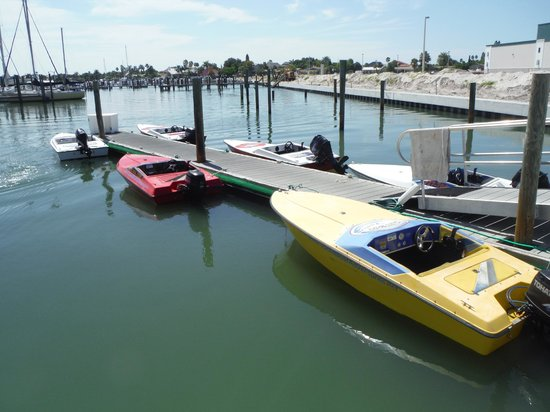 Speed Boat Adventures: Boats at the ready!!