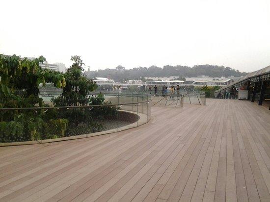 The Sentosa Express: Waterfront Sentosa