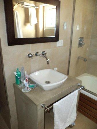Quillen Hotel & Spa: Lavatorio
