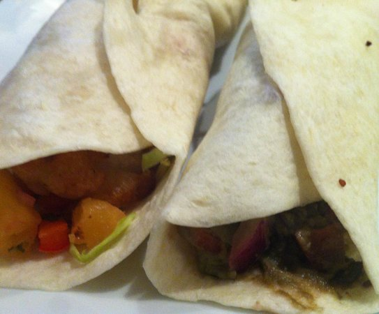 Steamworks Brewing Company : Fish Tacos