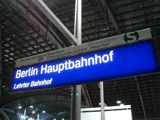 Berlin Hauptbahnhof: Berlin Hauptbanhof