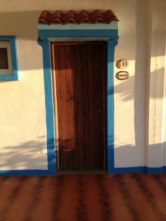 Casa Sun & Moon : Our door!