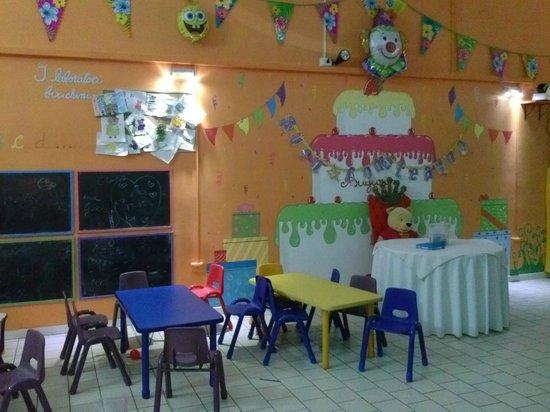 Area bambini picture of la cucina birichina quarto tripadvisor - Cucina birichina quarto ...