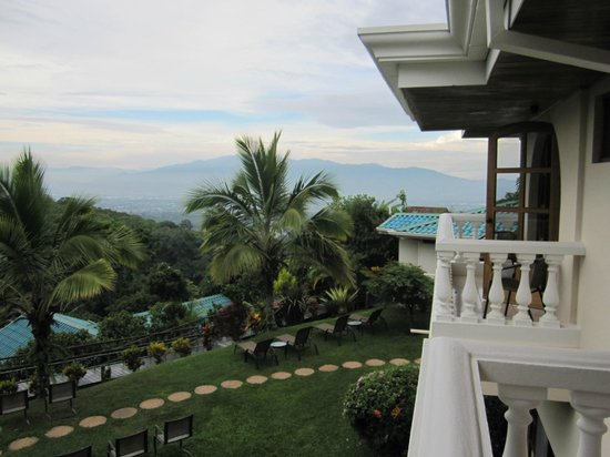 Hotel Buena Vista : View from the room