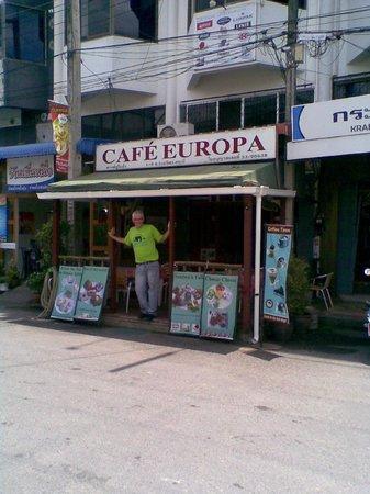 Cafe Europa - Krabi: Café Europa
