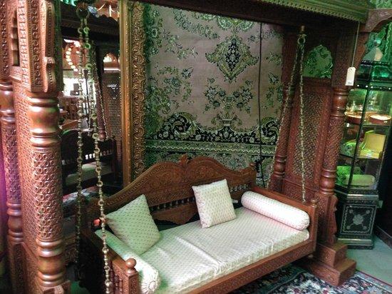 Hotel Bazar : Innen