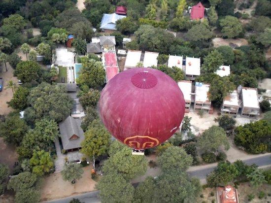 Balloons over Bagan: Balloon Over Bagan