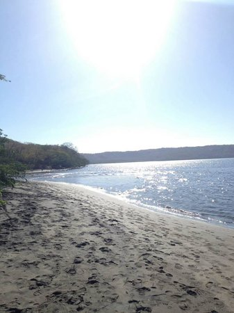 Allegro Papagayo : The resort beach