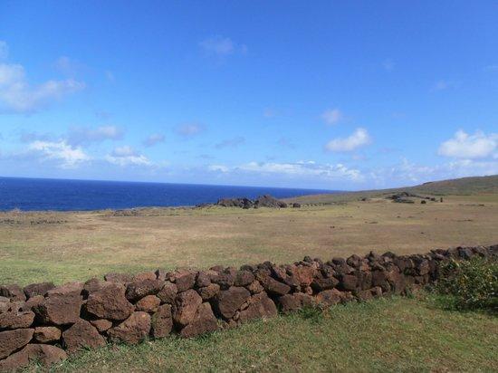 Ahu Vinapu: panoramica