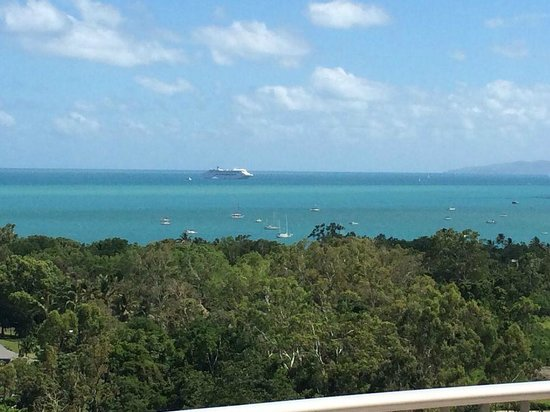 Azure Sea Whitsunday: View from Our Balcony