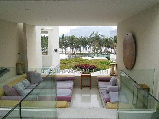 InterContinental Sanya Resort: View from club room
