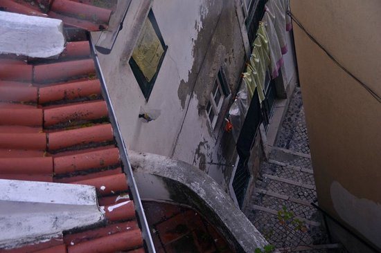 Alfama: View from my window
