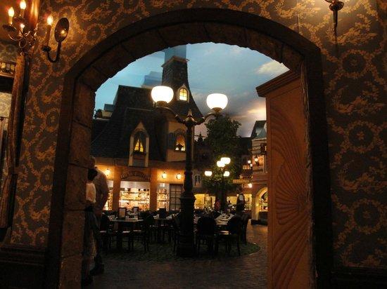 Le Village Buffet: buffet at Paris Vegas
