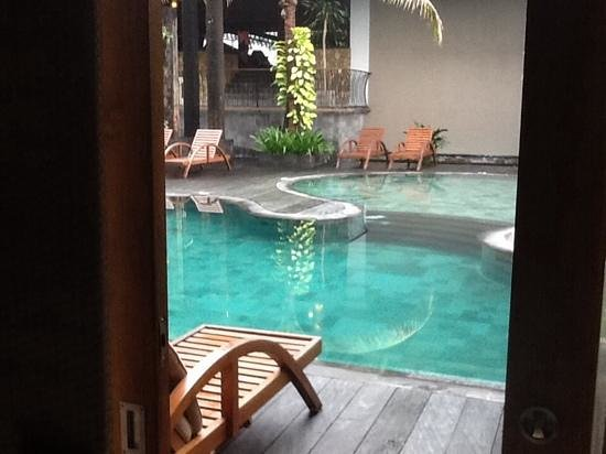 The Oasis Lagoon Sanur: 3 steps