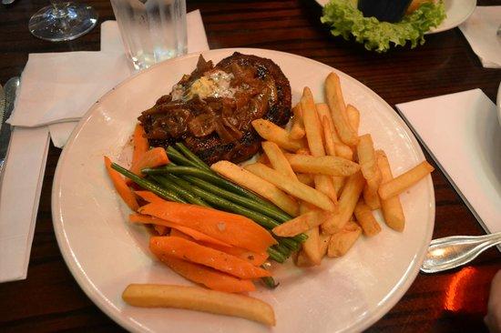 Hard Rock Cafe: Steak carne - Hard Rock London