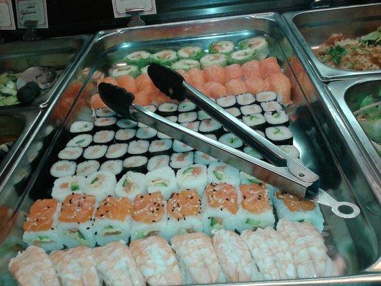 L'Asian: Makis et sushis