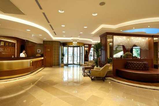 Termal, ตุรกี: Lobby&Reception