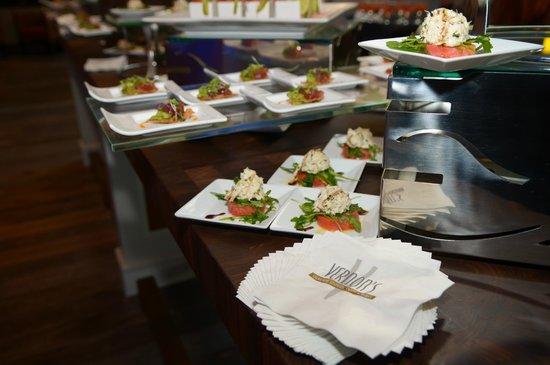 Vernon's Restaurant: Delicious food