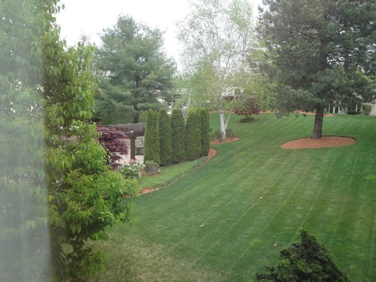 DoubleTree Hotel Boston/Bedford Glen: view from room