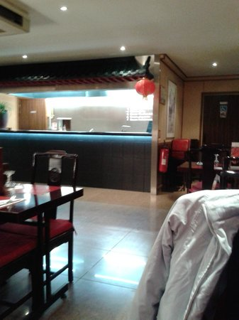 L'Asian: Stand Wok et Grill