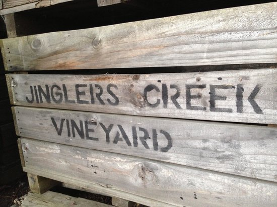 ‪Jinglers Creek Vineyard‬