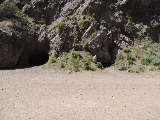 Bronson Caves : Back Entrances