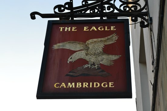 The Eagle - Pub - Cambridge - UK