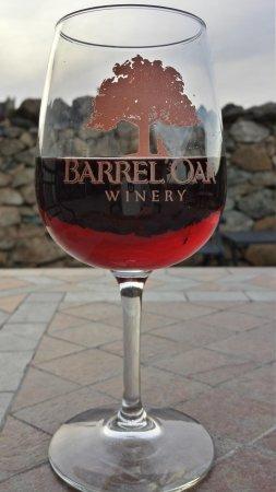 Barrel Oak Winery: Cheers!