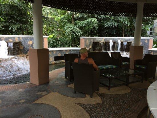 Conrad Koh Samui: jardins ótimo para leitura