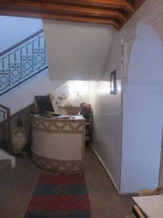 Riad Les Jardins Mandaline: Lobby