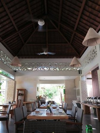 Lumbini Luxury Villas and Spa: in house restaurant