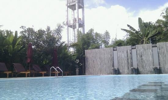 Lumbini Luxury Villas and Spa: public pool