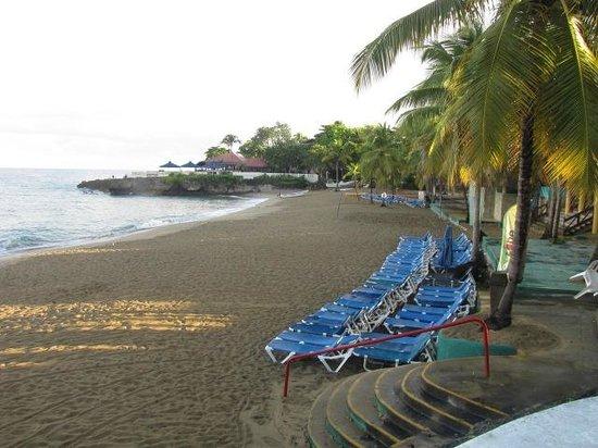 Casa Marina Beach & Reef: beach early morning