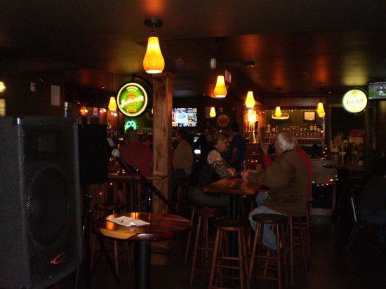 McGourty's pub area