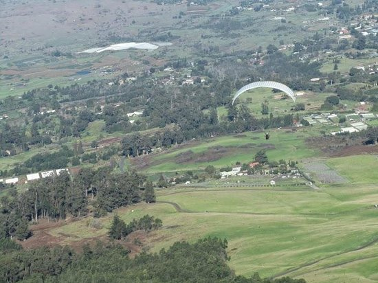 Proflyght Paragliding: View