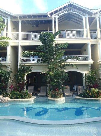Sandals Royal Caribbean Resort and Private Island : Beautiful Swim Up Suites