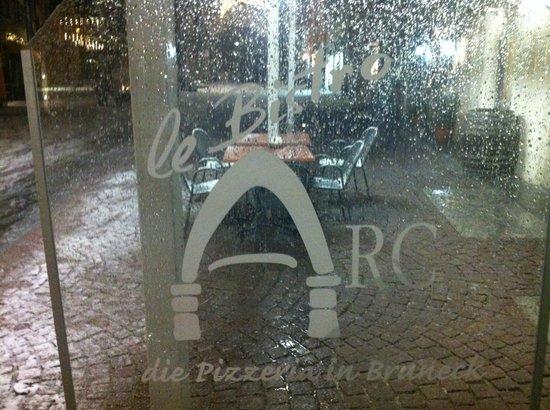 Pizzeria Arc - Bistro Hotel Krone: l'esterno