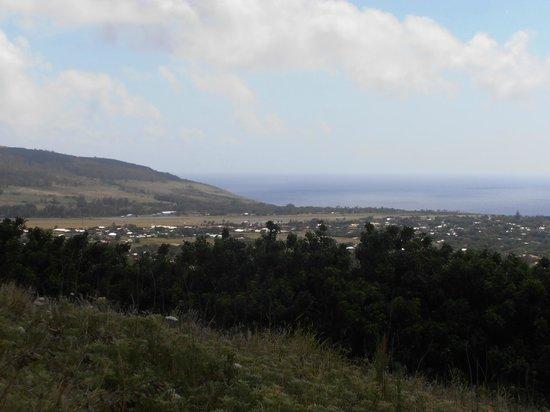 Puna Pau : vista panoramica