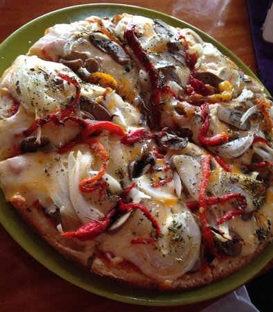 IslaGrill: Carmen pizza