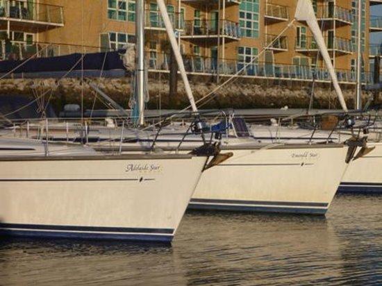 Commodore Yachting: Commodore Corner at Gosport Marina