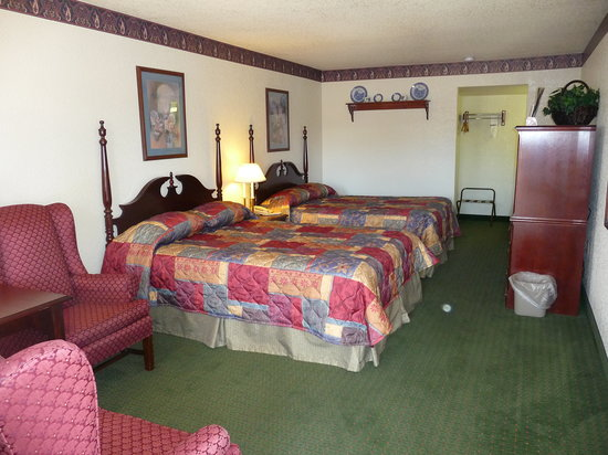 KC Motel : Guest Room