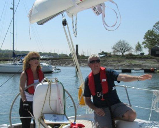 Commodore Yachting: RYA Day Skipper course